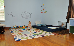 Ditching The Crib Montessori Begins Birth Heart