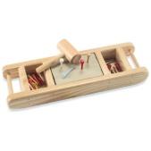 hammering tray montessori services